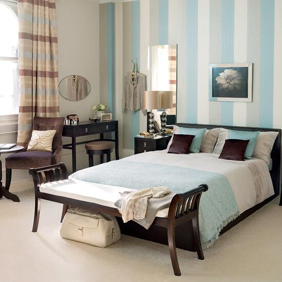 giay dan tuong phong ngu a2 5 cách chọn giấy dán tường thích hợp cho phòng ngủ