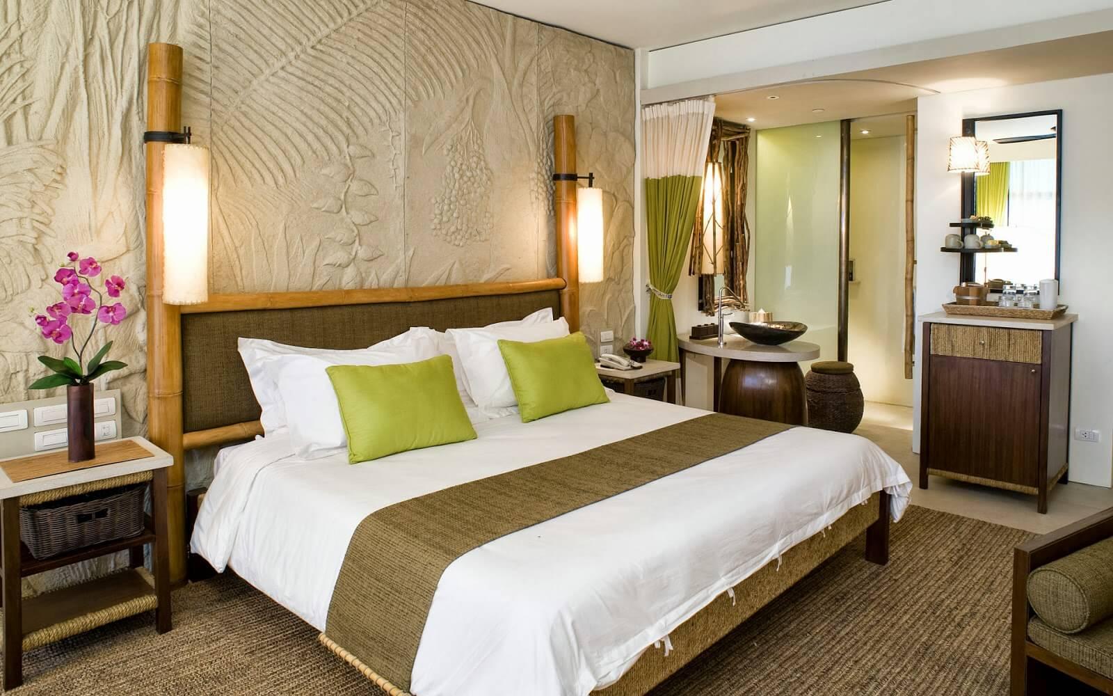 Giấy dán tường đẹp cho khách sạn
