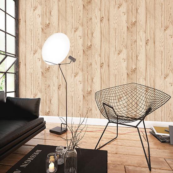 giấy dán tường vân gỗ
