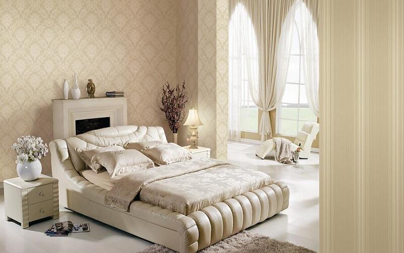 giấy dán tường cho phòng ngủ vợ chồng 10