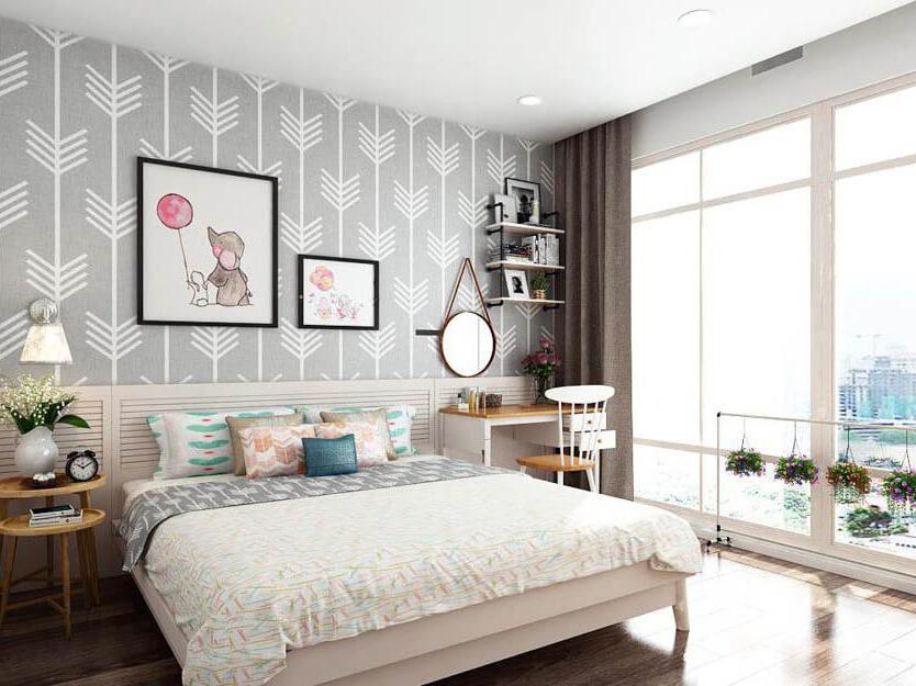 Diễn đàn rao vặt:  Bán giấy dán phòng ngủ cho trẻ Giay-dan-tuong-dep-cho-phong-ngu