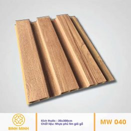 Lam nhựa giả gỗ MW040