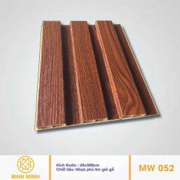 Lam nhựa giả gỗ mw052