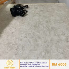 Sàn nhựa giả bê tông BM 6006