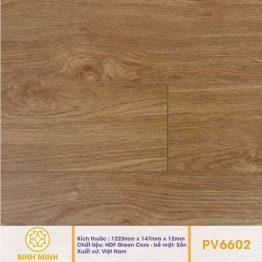 Sàn gỗ Povar cao cấp PV6602 12 ly