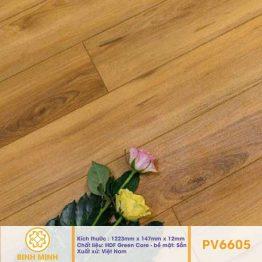 Sàn gỗ Povar cao cấp PV6605 12 ly