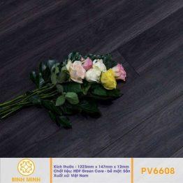 Sàn gỗ Povar cao cấp PV6608 12 ly