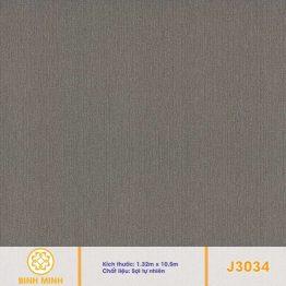 Vải dán tường J3034