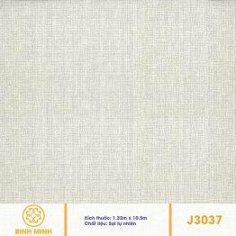 Vải dán tường J3037