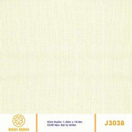 Vải dán tường J3038