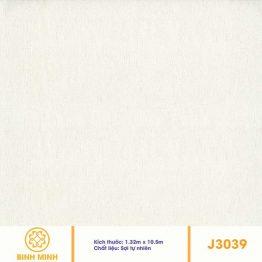 Vải dán tường J3039