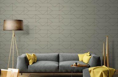 Giấy dán tường kiểu Hàn Quốc xu hướng trang trí nội thất đẹp hiện nay