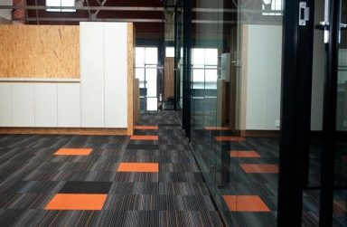Bỏ túi những màu thảm trải sàn được yêu thích cho văn phòng