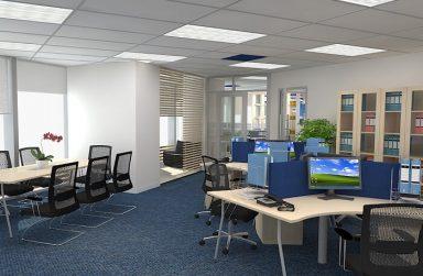 Thảm trải sàn đẹp cho văn phòng của bạn thêm sang trọng