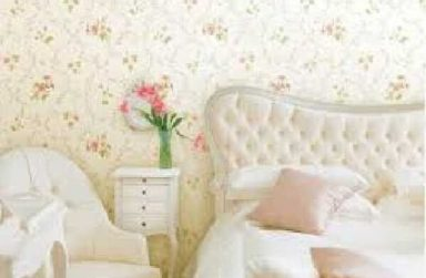 Những mẫu giấy dán tường đẹp dành cho khách sạn