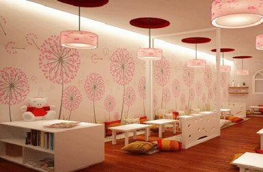 Kinh nghiệm chọn giấy dán tường hàn quốc cho quán trà sữa