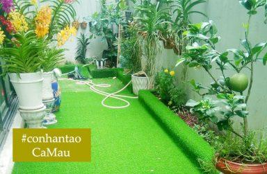 TOP 6 địa chỉ bán và thi công cỏ nhân tạo Cà Mau không thể bỏ qua