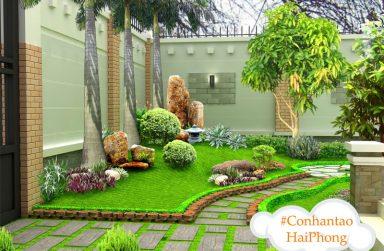 TOP 6 cửa hàng bán và thi công cỏ nhân tạo Hải Phòng