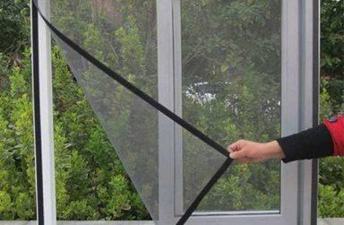 Báo Giá Rèm Cửa Lưới Chống Muỗi Bằng Inox, Nhôm, Thủy Tinh Giá Rẻ