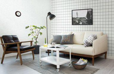 Giấy dán tường Hàn Quốc khuyến mại, cơ hội làm mới cho căn nhà