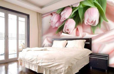 Gợi ý cách chọn giấy dán tường CHUẨN cho phòng ngủ chung cư