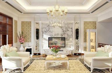 Mẹo chọn giấy dán tường đẹp Đà Nẵng theo phong cách nội thất