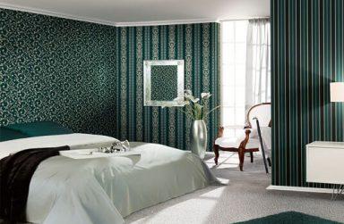 Cung cấp hàng nhập khẩu giấy dán tường 3d cho phòng ngủ