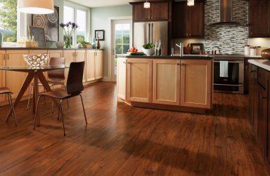Những mẫu sàn gỗ công nghiệpgiá rẻ, chất lượng trên thị trường