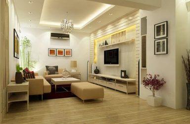 Những điểm lưu ý khi thiết kế và thi công nội thất phòng khách