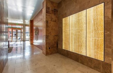 Đến với tấm PVC vân đá vật liệu trang trí nội thất siêu rẻ