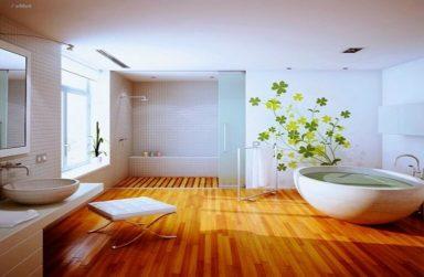 Có nên chọn sàn gỗ công nghiệp Đà Nẵng cho phòng tắm không?