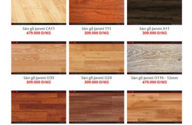 Có nên mua và sử dụng sàn gỗ công nghiệpjanmi malaysia không?