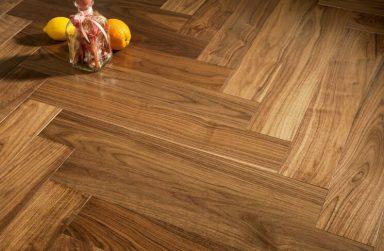 Sàn gỗ công nghiệpvân óc chó có thật sự tốt hay không?