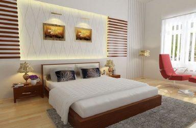 Giấy dán tường Đà Nẵng màu nào hợp nhất cho phòng ngủ