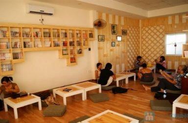 Những mẫu sàn nhựa Đà Nẵng đẹp cho nhà hàng và quán cafe