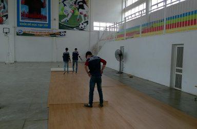 Bỏ túi cách chọn sàn nhựa vân gỗ Đà Nẵng đẹp cho trường học