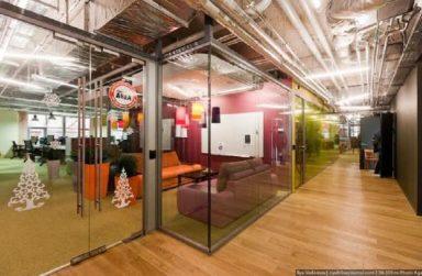 Sàn nhựa vân gỗ Đà Nẵng sự lựa chọn cho văn phòng làm việc