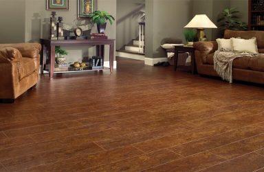 +9 mẫu sàn nhựa vân gỗ phòng khách đẹp, sang trọng, giá rẻ 2021.