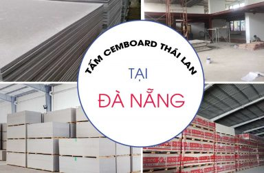 Tấm Smartboard SCG Thái Lan Làm Sàn, Trần, Vách Ngăn Sỉ và Lẻ