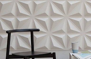 Công Trình Tấm Ốp Tường 3D Cho Biệt Thự Nhà Phố Tại Đà Nẵng