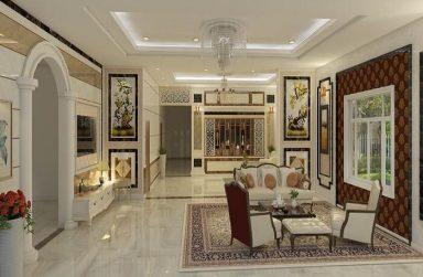 Vai trò của tấm PVC vân đá trong trang trí nội thất