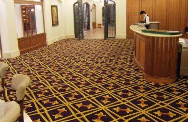 Thảm trải sàn khách sạn đẳng cấp và chất lượng từ Shoptham