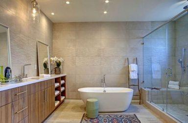 Thảm trải sàn nhà tắm sự lựa chọn lý tưởng cho gia đình bạn