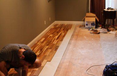 Quy trình thi công sàn gỗ Đà Nẵng chuyên nghiệp