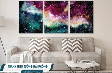 Cửa hàng tranh treo tường giá rẻ tại Hải Phòng