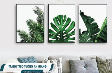 Top +7 cửa hàng tranh treo tường tại An Giang