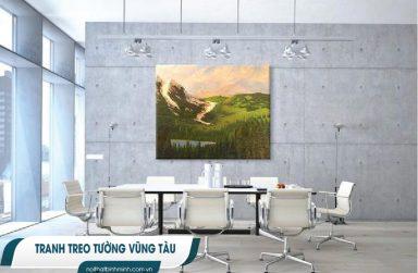 Top 10+ cửa hàng tranh treo tường 3D phòng khách tại Vũng Tàu