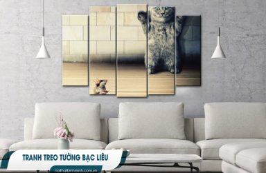 Top +7 cửa hàng tranh treo tường tại Bạc Liêu