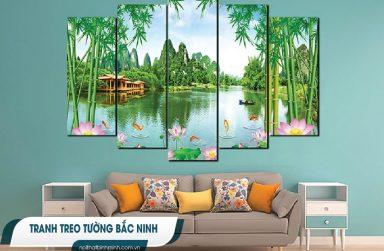 Top +8 cửa hàng tranh treo tường đẹp tại Bắc Ninh