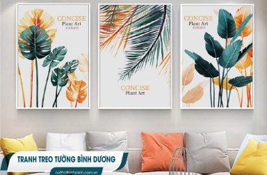 Top +10 cửa hàng tranh treo tường đẹp Bình Dương